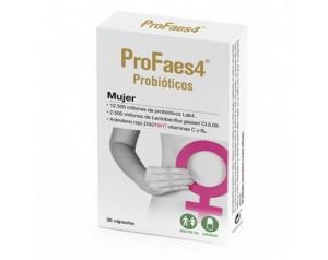 ProFaes4 Probióticos Mujer...