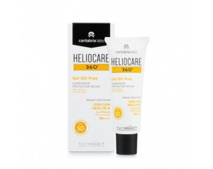 Heliocare 360º Gel Oil Free...