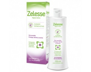 Zelesse Gel Íntimo 250 ml.
