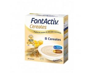 FontActiv 8 Cereales 600 gr.