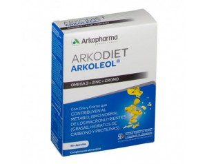 Arkoleol Metaboliza Grasas...