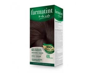 Farmatint 4N Castaño 130 ml.