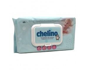 Toallitas Chelino 60 uds.