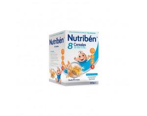 Nutriben papilla 8 cereales...
