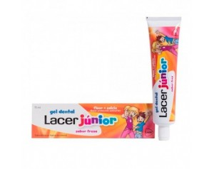 Lacer Junior Gel Dental...