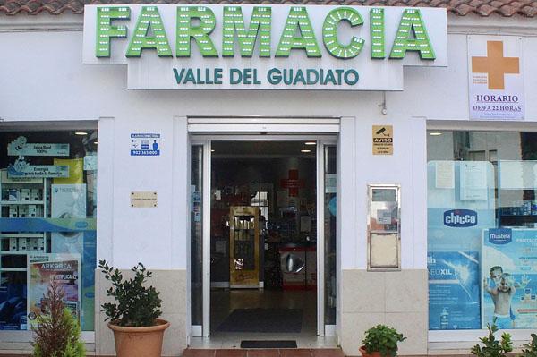 Farmacia valle del guadiato